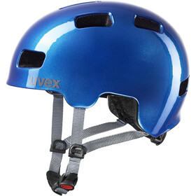 UVEX hlmt 4 Helm Kinder blue